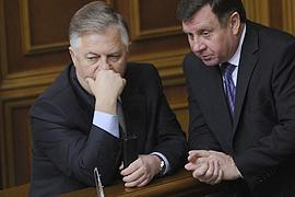Депутаты замерзают в Раде