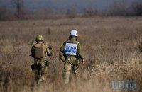 ОБСЄ зафіксувала понад 800 порушень з початку перемир'я на Донбасі