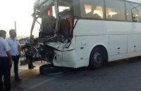 У Єгипті автобус із туристами потрапив у ДТП, серед постраждалих українці