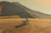 NASA відправить космічний апарат до Титану
