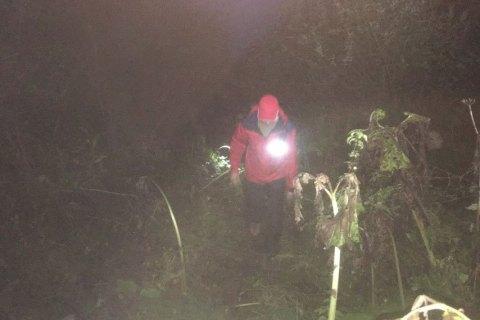 На Закарпатті рятувальники знайшли мертвим чоловіка, який пішов по гриби