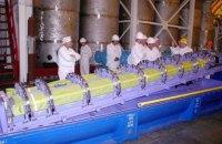 Україна переводить на паливо Westinghouse ще чотири блоки АЕС