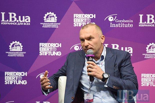 """Генеральный директор инвестиционной компании """"Concorde Capital"""" Игорь Мазепа"""