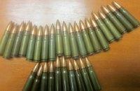 У Львівській області затримали священика з арсеналом зброї