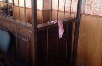 """В Тернополе задержали 13 человек, которые залили """"кровью"""" помещение райсуда"""