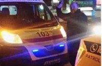 У Києві чотири екіпажі поліції розбороняли бійку пасажирів тролейбуса