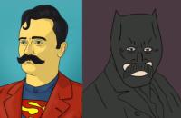 """З'явився """"Квантовий стрибок Франка"""" в образі супермена"""
