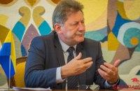 Україна направила МЗС Білорусі ноту після огляду авто посла прикордонниками
