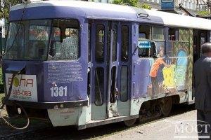 У Дніпропетровську знову стався вибух у трамваї
