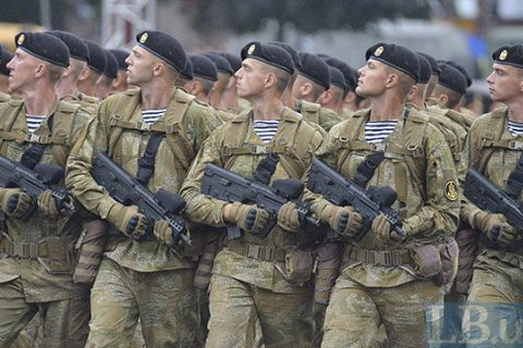 Під мобілізацію потрапляють 20 тисяч військових