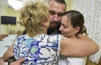 Из плена террористов освобождены еще 10 украинских военных