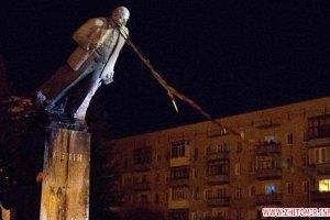 Жертвами ленінопаду стали 504 пам'ятники