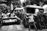 Компартия Чехии обвиняет Украину в подавлении «Пражской весны», - The Guardian
