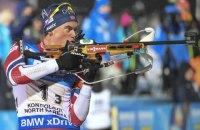 Норвежские биатлонисты заняли первые два места в спринте на этапе Кубка мира в Холменколлене
