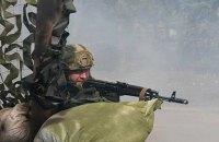 Один военный погиб с начала суток на Донбассе