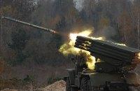 """Наблюдатели ОБСЕ зафиксировали 10 """"Градов"""" боевиков возле Луганска"""