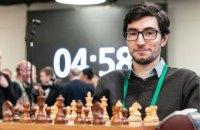 Український шахіст Тухаєв сенсаційно обіграв чемпіона світу Карлсена
