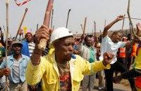 У ПАР шахтарі відмовилися від угоди з роботодавцем