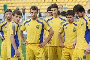 Сборная Украины сегодня вернется в Киев