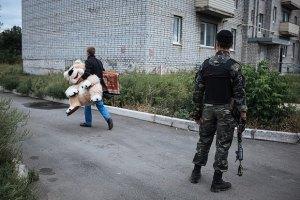 В результате обстрела боевиками села под Авдеевкой ранен ребенок
