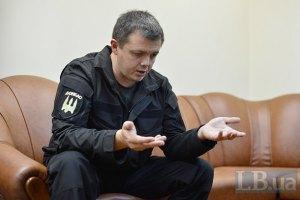"""Семенченко подав рапорт про відставку з посади комбата """"Донбасу"""""""