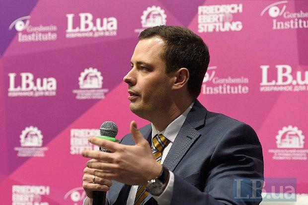 """Директор организации """"For a Free Ukraine"""", политолог (США) Джейсон Смарт"""