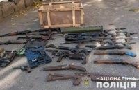 Українці за три тижні здали в поліцію майже 4,5 тис. одиниць зброї