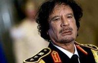 Война полковника Каддафи