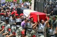 Египет: в ДТП на Синайском полуострове погибли 18 полицейских