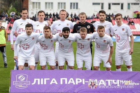 """""""Волынь"""" лишили 6 очков из-за долгов, команда вылетает в Первую лигу"""