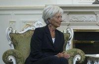 Заявление Лагард обвалило евробонды Украины