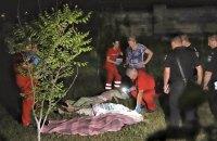 Під час пожежі в одеській психіатричній лікарні загинули медсестра і п'ять пацієнтів (оновлено)