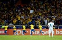 В полуфинале Копа Америка-2019 состоялось эпичное противостояние Аргентины и Бразилии