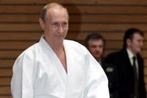 Путіну присвоїли восьмий дан з дзюдо
