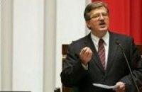 И.о президента Польши назначен маршал сейма Коморовский