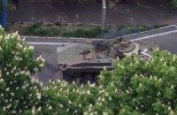 У Маріуполі намагалися штурмувати міське УВС і військову частину