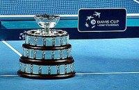 Украинским теннисистам запрещают играть в Киеве матч Кубка Дэвиса