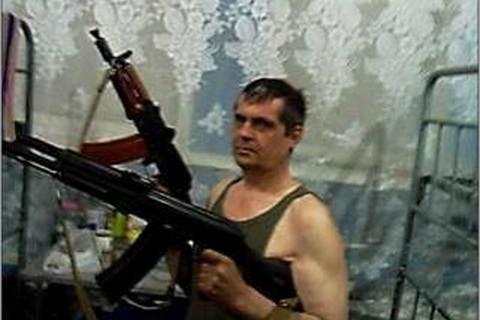 СБУ розкрила особистість затриманого прикордонниками російського військового