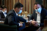 Зеленский призвал украинцев носить маски