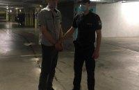 Во Львове мужчина угрожал взорвать гранату в спортивном центре