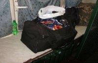 В Киеве в метро задержан военный с гранатами