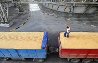 Україна продала за кордон продовольства на $12 млрд