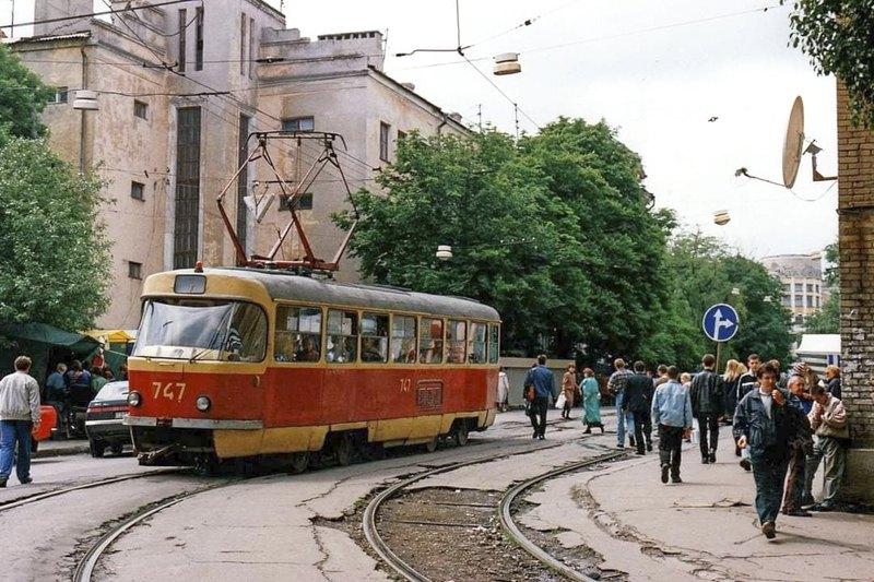 Проспект Гурова, Донецьк, 1998 р.