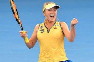 Свитолина победила россиянку в Катаре
