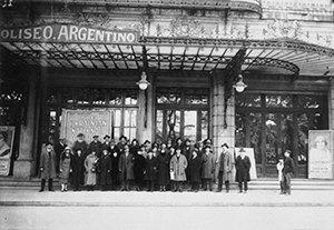 Український національний хор в Аргентині, 1923 р.