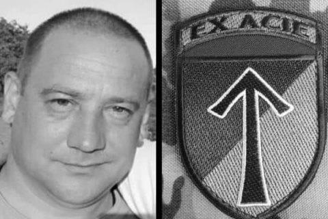 На Донбасі загинув 38-річний військовий з Нікополя, ще шістьох бійців поранено (оновлено)