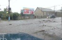 Спасатели откачали воду из всех домов в Одесской области