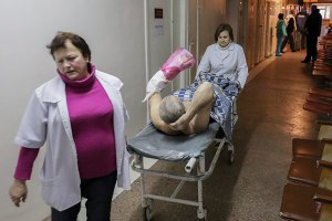 В Артемівську розпочав роботу волонтерський мобільний госпіталь