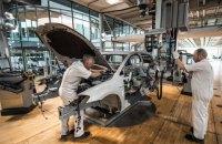 Экономика Германии оказалась на грани рецессии