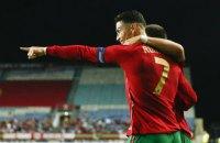 Роналду в матчі проти Катару встановив каскад рекордів на рівні збірних